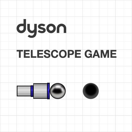 Dyson Telescope Game iOS App