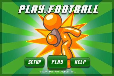 Play Football screenshot 1