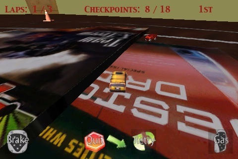 MicroKart screenshot 2