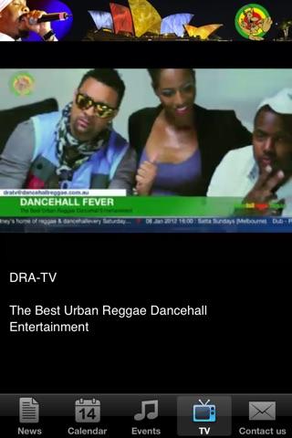 Dancehall Reggae Australasia screenshot 1