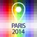 オフライン地図パリ ガイド観光と交通