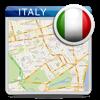 Italia offline hoja de ruta, guía, hoteles (edición gratuita)