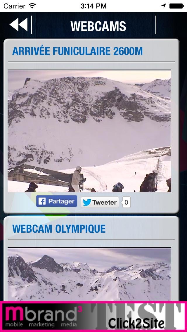 VAL D'ISERE par SKI 360 (bons plans, infos ski, séjours, GPS challenge,…)Capture d'écran de 2