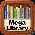 Mega Library - 40,000 Books, 4700 Audio Books! icon
