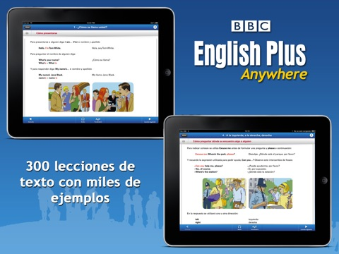 BBC English Plus Anywhere (Español) screenshot 3