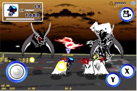 Aliens Vs. Heroes Screenshot