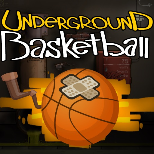 Underground Basketball iOS App