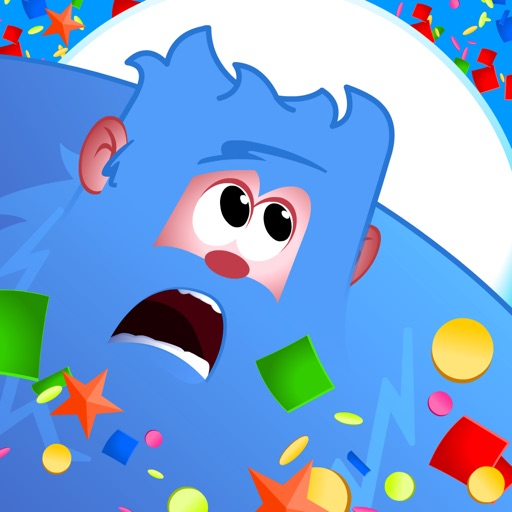 滚雪球:Confetti Yeti