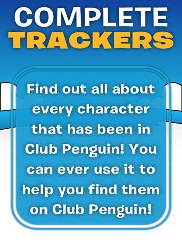 Screenshots of Club Penguin Cheats App for iPad