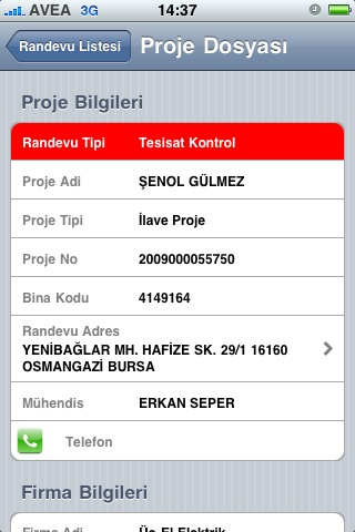 Dipos Mobile screenshot 2