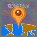 Geotag Album icon