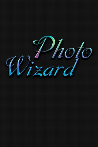 Photo Wizard screenshot 1
