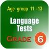 Grades 6 Language