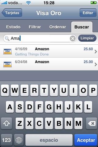 Credit Card Expense Manager screenshot 3