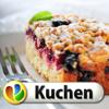 Kuchen HD - 450 Rezepte mit Backmanager