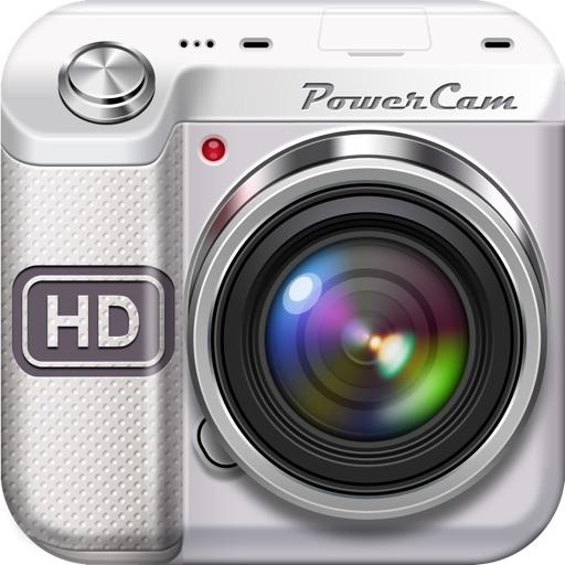 神拍手 HD:PowerCam™ HD