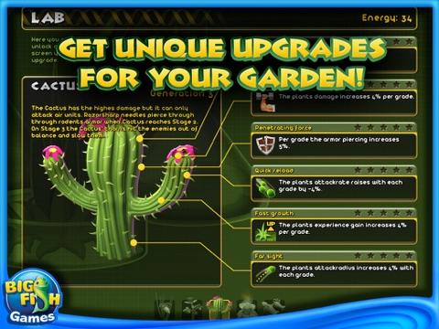 Screenshot #5 for Garden Panic HD (Full)