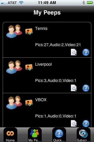 Vaayoo SocialBox screenshot 4