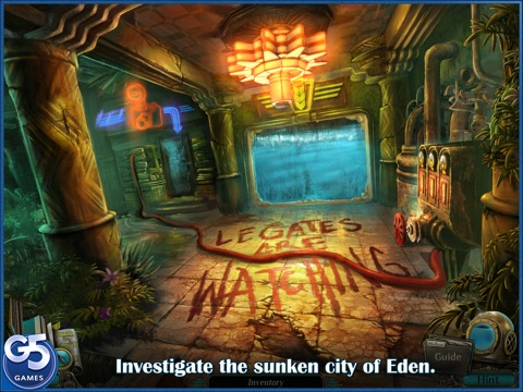 Abyss: the Wraiths of Eden HD screenshot 2