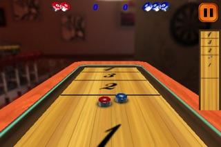 沙狐保龄球 3D Shuffle Board Bowling