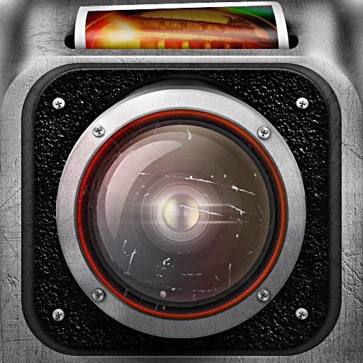 鱼眼滤镜:Snappr【创意拍照】