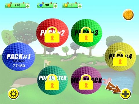 Golf Ball Blast - Fun Free Game-ipad-2