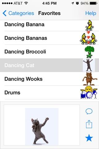 Animoticons + Emoji screenshot 3