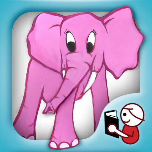 iStoryTime Kids Books - Binky the Pink Elephant