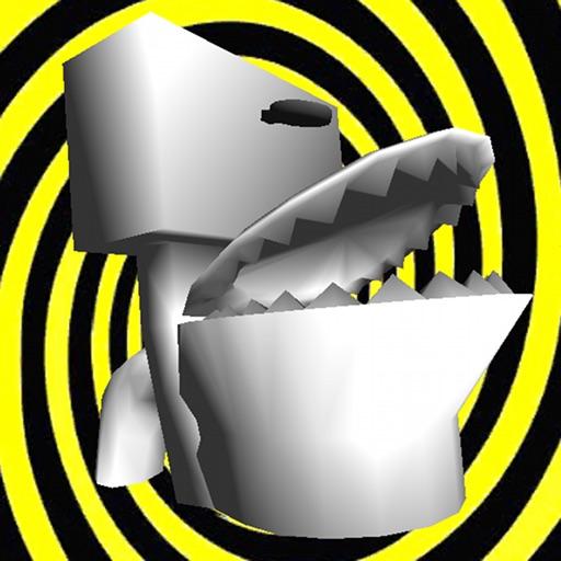 Angry Zombie Toilet Smash Frenzy Free iOS App