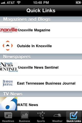 Knoxville Local News Free screenshot 3