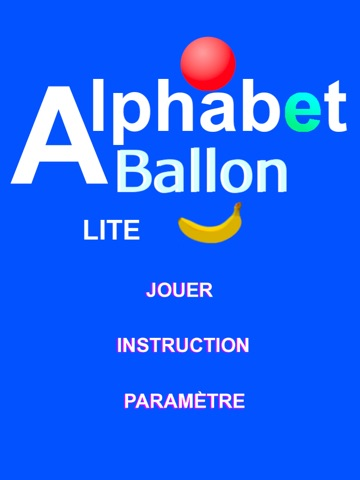 Alphabet Ballon Lite screenshot 2