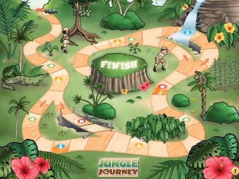 Jungle Journey Grades 2-3 screenshot 4
