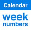 Week Numbers Pro - Calendar Weeks - iCloud and Exchange sync
