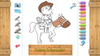 Screenshot of Il cow-boy - Piccolo Eroe5