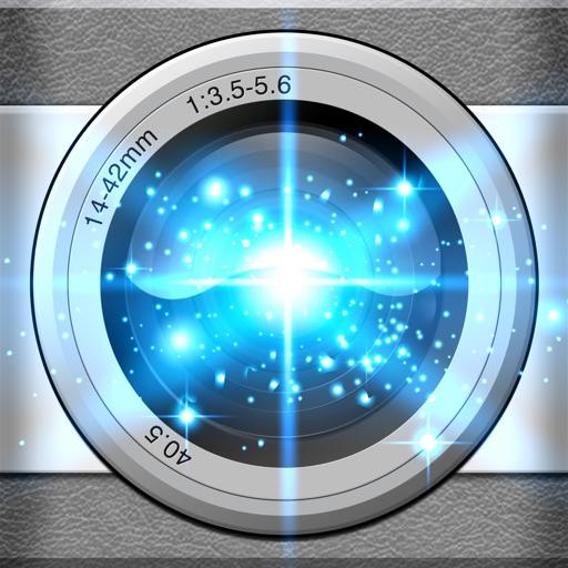 Cool相机-粒子特效【照片特效】