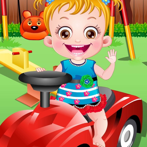 Fun Baby & Sleep & Play With Her Friend Holiday for Kids Game iOS App