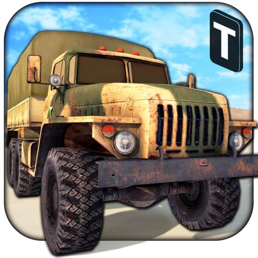 War Trucker 3D : Realistic Military Rescue Simulation