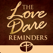 The Love Dare: Reminders