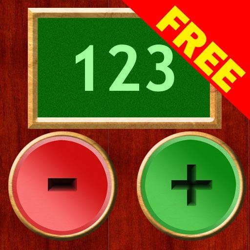 Kids Counting Box Free iOS App
