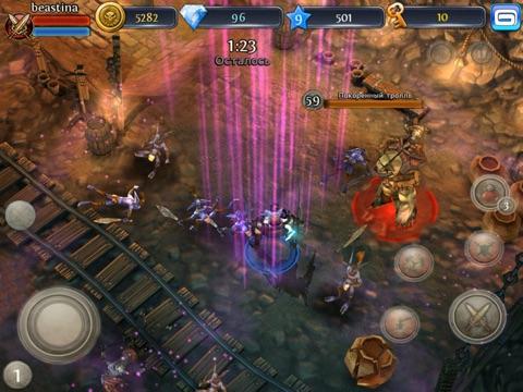 Dungeon Hunter 3 Скриншоты11