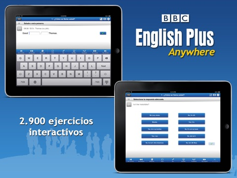 BBC English Plus Anywhere (Español) screenshot 4