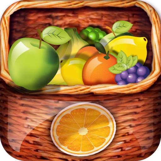 Fruit Rain Lite iOS App