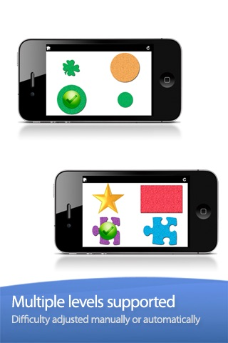 Touch and Learn - My First Shapes Screenshot 3