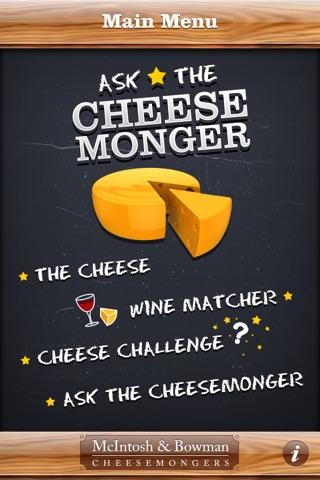 Ask The Cheesemonger screenshot 1