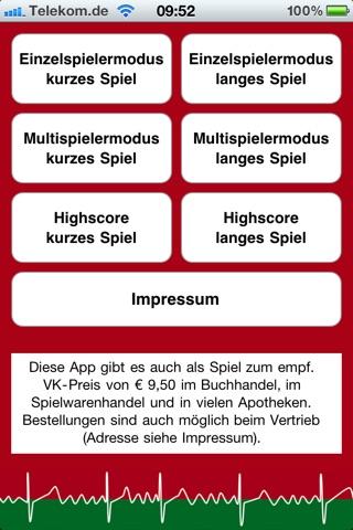 Erste Hilfe - das Spiel screenshot 2