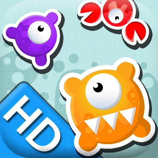 亲吻鱼:Aqua Globs HD【可爱消除】