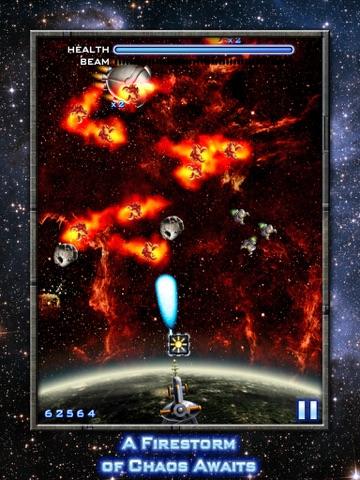 Screenshot #2 for Space Frak HD