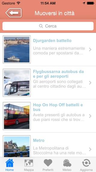 Mamma ci porti a Stoccolma Screenshot