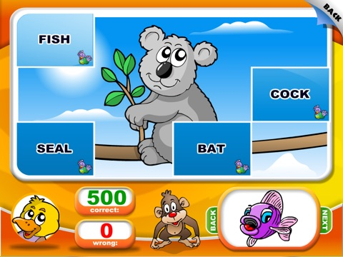 Preschool game! screenshot 2