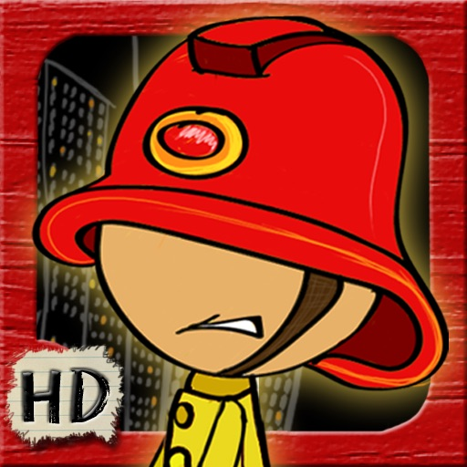 涂鸦消防员HD:Doodle Fire HD【支持牛排】